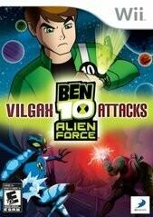 BEN 10 ALIEN FORCE VILGAX ATTACKS (COMPLETE IN BOX) (usagé)