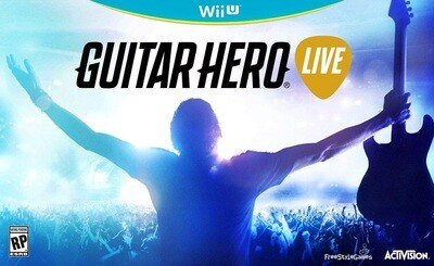 GUITAR HERO LIVE BUNDLE (usagé)