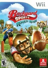 BACKYARD SPORTS ROOKIE RUSH (COMPLETE IN BOX)