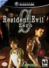 RESIDENT EVIL ZERO (COMPLETE IN BOX) (usagé)