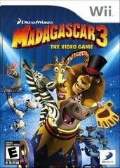 MADAGASCAR 3 (COMPLETE IN BOX) (usagé)