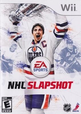NHL SLAPSHOT (COMPLETE IN BOX) (usagé)
