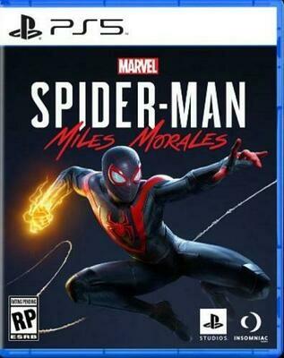 MARVEL'S SPIDER-MAN MILES MORALES (usagé)