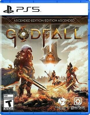 GODFALL ASCENDED EDITION