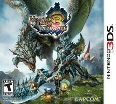 MONSTER HUNTER 3 ULTIMATE (WITH BOX) (usagé)