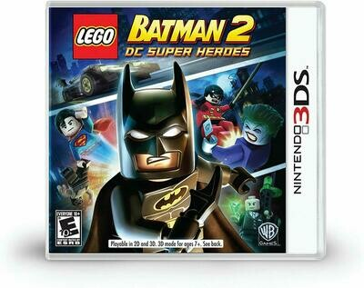 LEGO BATMAN 2 DC SUPER HEROES (WITH BOX) (usagé)