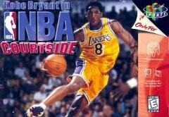 KOBE BRYANT IN NBA COURTSIDE (usagé)
