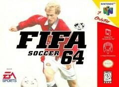 FIFA 64 (usagé)