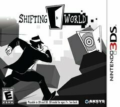 SHIFTING WORLD (COMPLETE IN BOX)