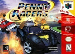 PENNY RACERS (usagé)
