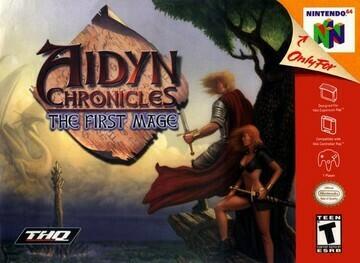AIDYN CHRONICLES (usagé)