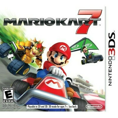 MARIO KART 7 (COMPLETE IN BOX)