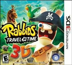RABBIDS TRAVEL IN TIME (usagé)
