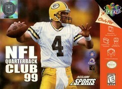 NFL QUARTERBACK CLUB 99 (usagé)