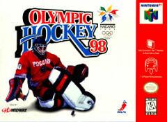 OLYMPIC HOCKEY 98 (usagé)