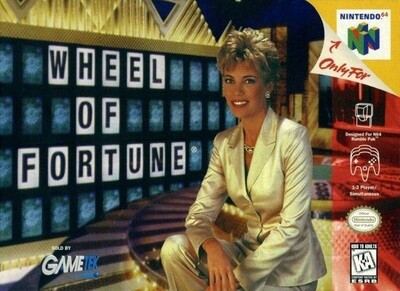WHEEL OF FORTUNE (COMPLETE IN BOX) (usagé)