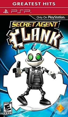 SECRET AGENT CLANK (WITH BOX)