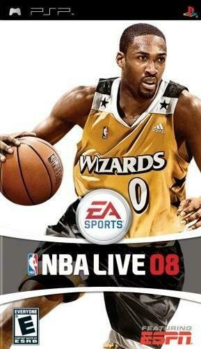 NBA LIVE 08 (WITH BOX)