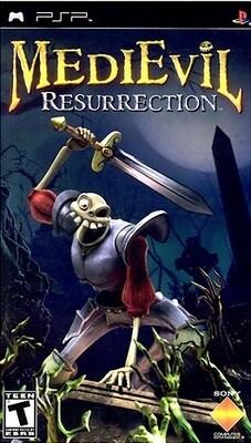 MEDIEVIL RESURRECTION (COMPLETE IN BOX) (usagé)