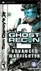 TOM CLANCY'S GHOST RECON ADVANCED WARFIGHTER 2 (WITH BOX) (usagé)