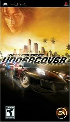 NEED FOR SPEED UNDERCOVER (usagé)