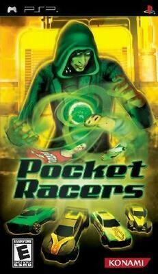 POCKET RACERS (COMPLETE IN BOX) (usagé)
