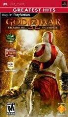 GOD OF WAR CHAINS OF OLYMPUS GREATEST HITS (COMPLETE IN BOX) (usagé)