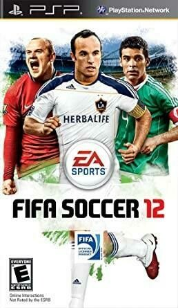 FIFA SOCCER 12 (WITH BOX)