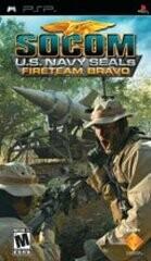 SOCOM US NAVY SEALS FIRETEAM BRAVO (usagé)