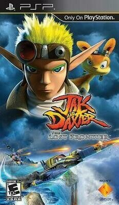 JAK AND DAXTER THE LOST FRONTIER (COMPLETE IN BOX) (usagé)