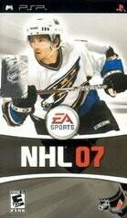 NHL 07 (COMPLETE IN BOX) (usagé)
