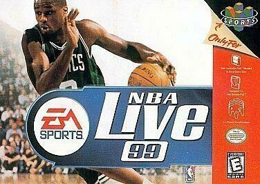 NBA LIVE 99 (COMPLETE IN BOX) (usagé)