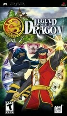 LEGEND OF THE DRAGON (COMPLETE IN BOX) (usagé)