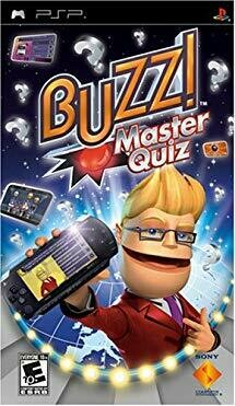 BUZZ MASTER QUIZ (COMPLETE IN BOX)