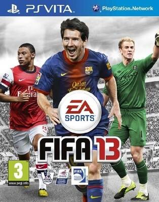 FIFA SOCCER 13 (WITH BOX) (usagé)