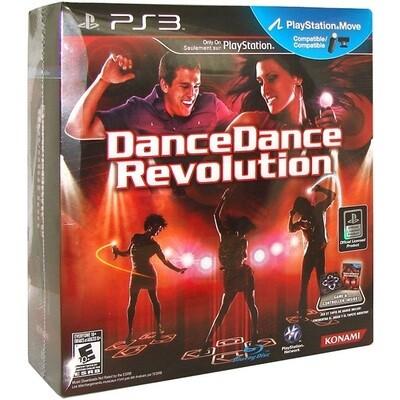 DANCE DANCE REVOLUTION BUNDLE (WITHOUT BOX) (usagé)