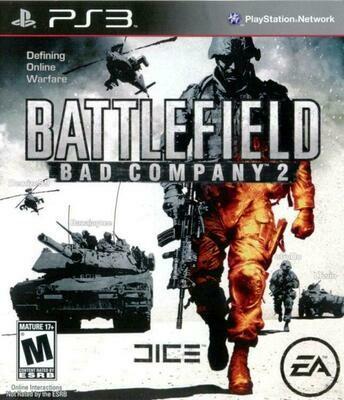BATTLEFIELD BAD COMPANY 2 (WITH BOX) (usagé)