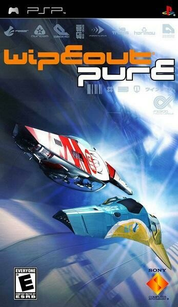 WIPEOUT PURE (WITH BOX) (usagé)
