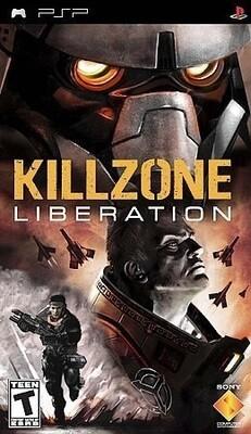 KILLZONE LIBERATION (COMPLETE IN BOX)