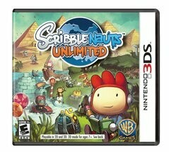 SCRIBBLENAUTS UNLIMITED (COMPLETE IN BOX) (usagé)