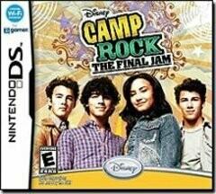 CAMP ROCK THE FINAL JAM (COMPLETE IN BOX) (usagé)