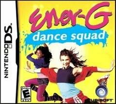 ENER-G DANCE SQUAD (COMPLETE IN BOX) (usagé)