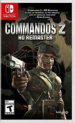 COMMANDOS 2 HD REMASTERED (usagé)