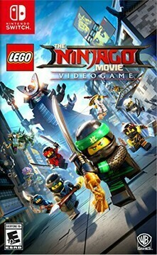 LEGO NINJAGO MOVIE VIDEO GAME (usagé)