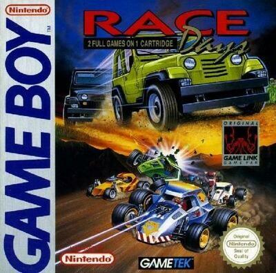 RACE DAYS (usagé)