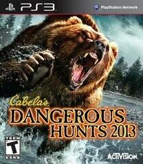CABELA'S DANGEROUS HUNTS 2013 (WITH BOX) (usagé)