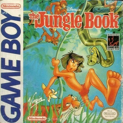 THE JUNGLE BOOK (usagé)