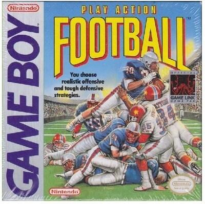 PLAY ACTION FOOTBALL (usagé)