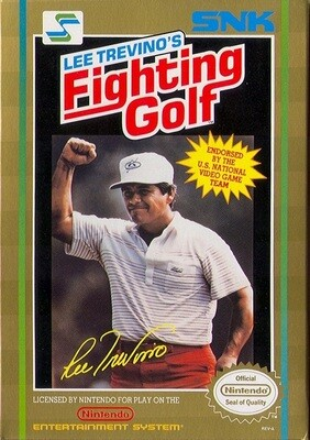 LEE TREVINO'S FIGHTING GOLF (COMPLETE IN BOX) (usagé)