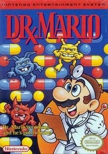 DR. MARIO (WITH BOX) (usagé)